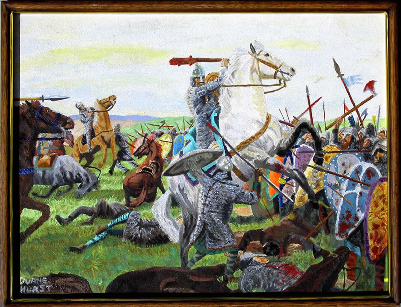 Oil Paintings Of Hastings