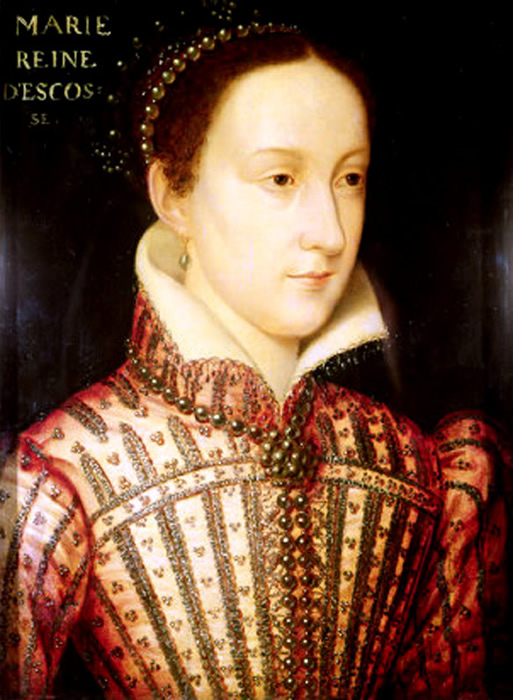 marry queen of scots Medal of mary stuart, queen of scots, and her second husband, lord darnley: mary the character and conduct of mary, queen of scots.